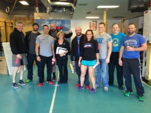 The Atlanta CrossFit Owner's Co-Op Kick-off Meeting