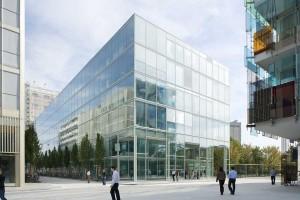 Novartis Global Headquarters
