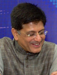 Power Minister Piyush Goyal