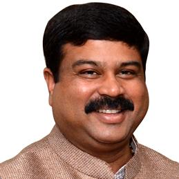 Indian Petroleum Minister Dharmendra Pradhan