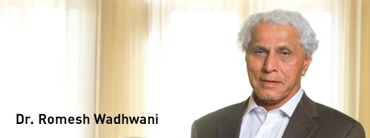 Romesh Wadhwani
