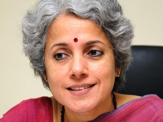 Saumya Swaminathan