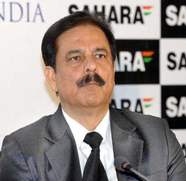 Subrata Roy (Photo courtesy: The Hindu Business Online)