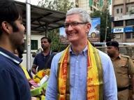 Tim Cook-India