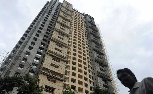 Adarsh Society building (Photo courtesy: NDTV)