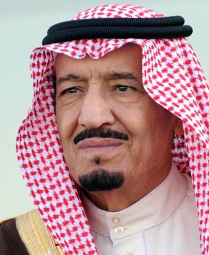 Saudi Arabian King Salman