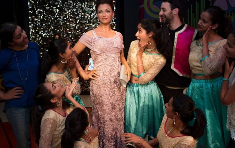 Madame Tussauds, Aishwarya Rai Bachchan figure
