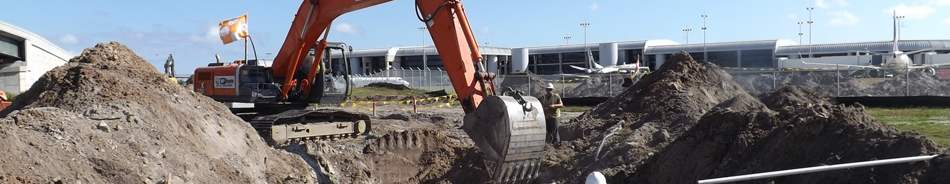 Tampa Underground Utilitiy Contractor – McKenzie Contracting LLC