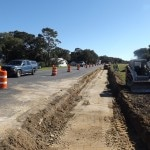 St. Theresa Catholic Church - 301 and Belleview Turn Lane Constuction