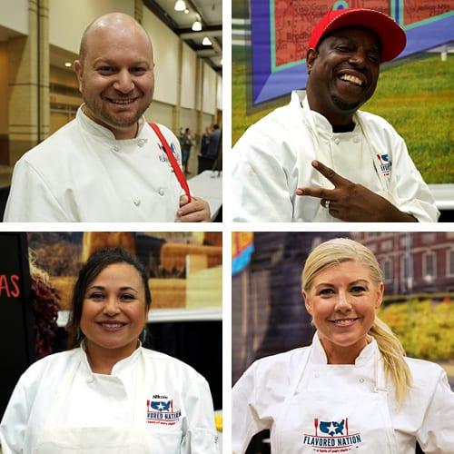 Four-Chefs