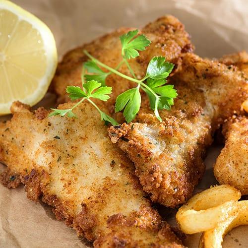 Arkansas - Fried Catfish