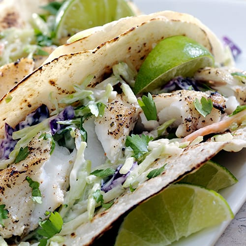 California - Fish Tacos