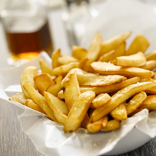 Delaware - Fries with Vinegar
