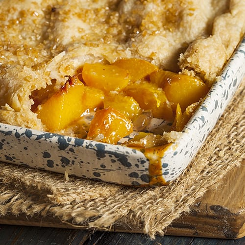 Georgia - Peach Cobbler