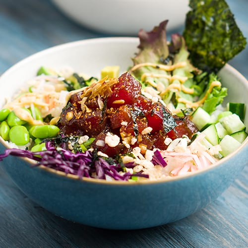 Hawaii - Poke