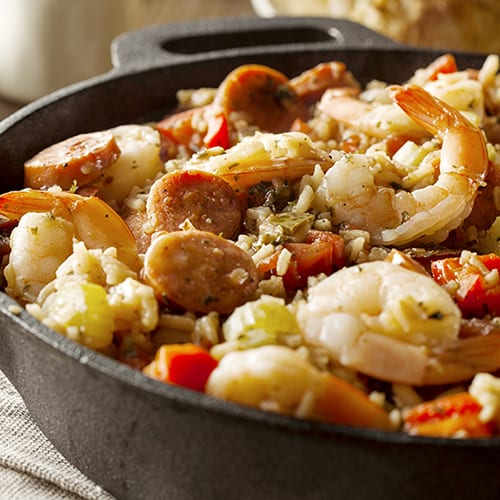 Louisiana - Jambalaya