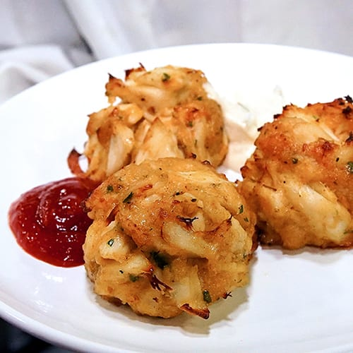 Maryland - Crab Cakes