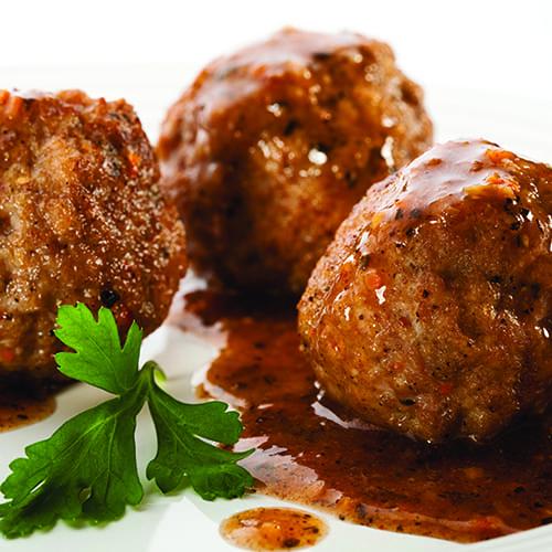 Montana - Bison Meatballs