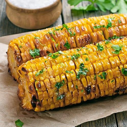 Nebraska - Deep Fried Corn