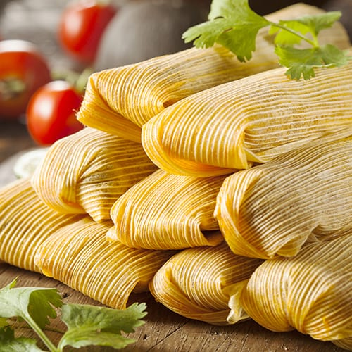 New Mexico - Tamales