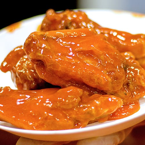 New York - Buffalo Wings