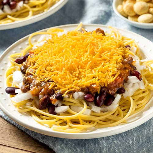 Ohio - Cincinnati Chili