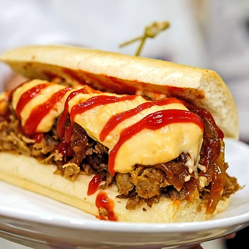 Pennsylvania - Philly Cheesesteak