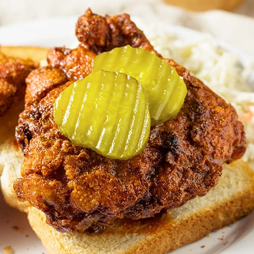 Tennessee - Hot Chicken