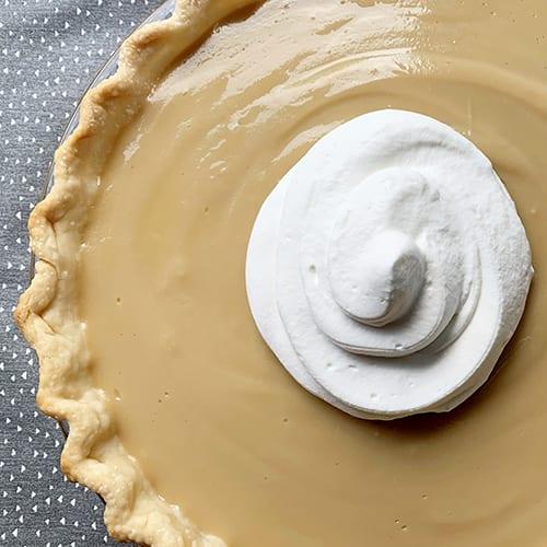 Vermont - Maple Cream Pie
