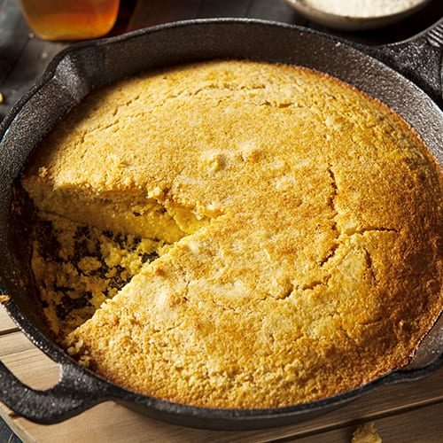 West Virginia - Cornbread