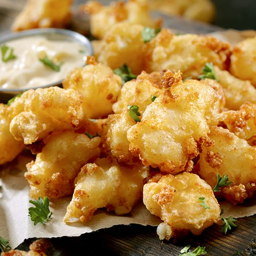 Wisconsin - Cheese Curds