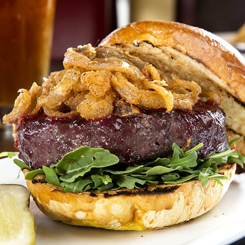 Wyoming - Elk Burger