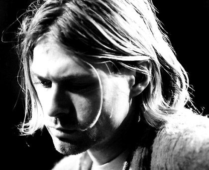 today marks the 17th anniversary…. RIP Kurt Cobain
