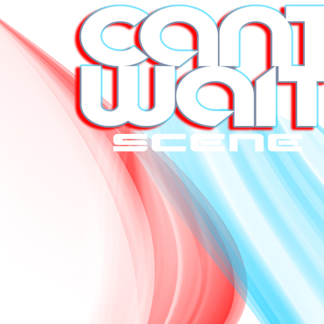 'Cant Wait' CD [free download]