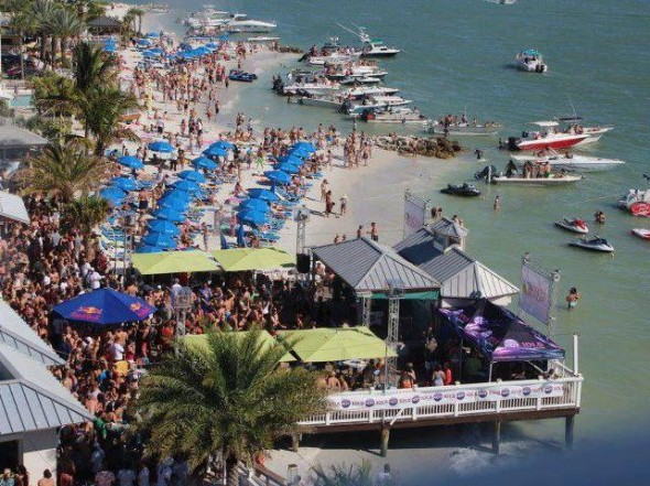 Shepard's Beach Club – Clearwater, FL