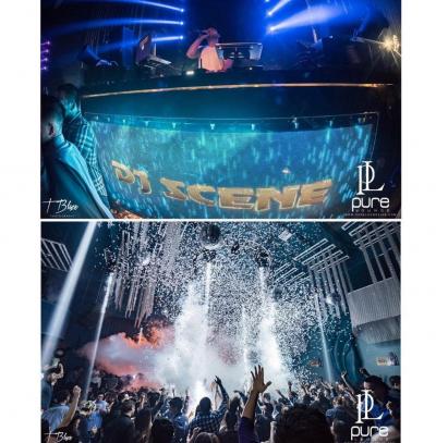 DJ Scene Pure Lounge Sunnyvale CA
