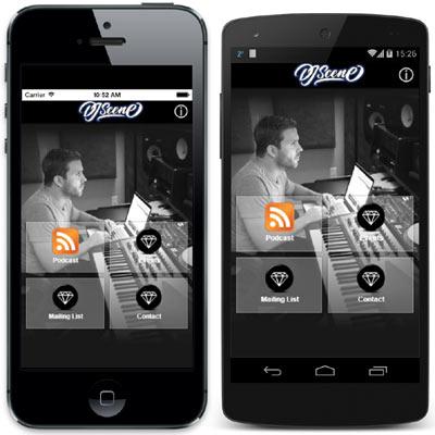 DJ-Scene-Mobile-App