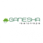 Ganesha Salon & Spa Logo