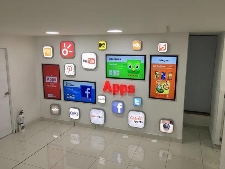 Digital Video Wall