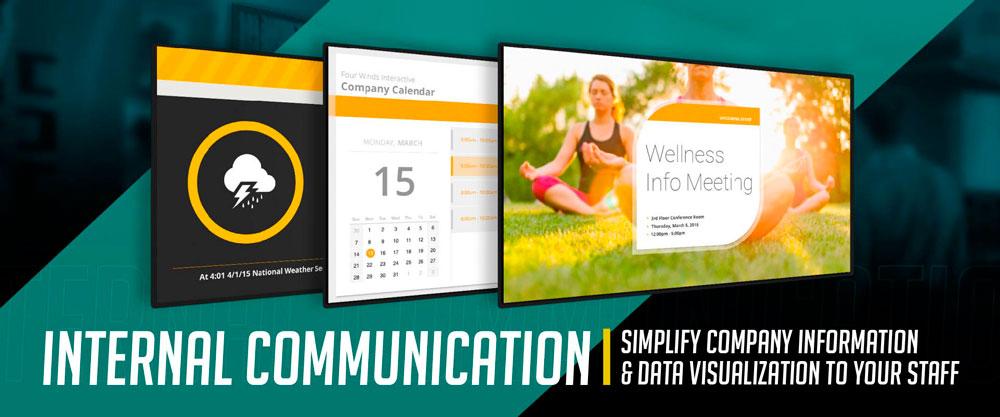 Enterprise Digital Signage