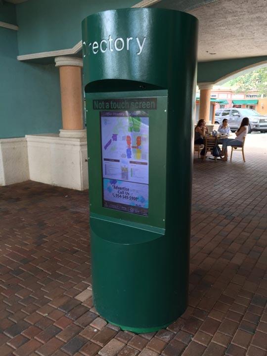 Town Center Interactive Kiosks
