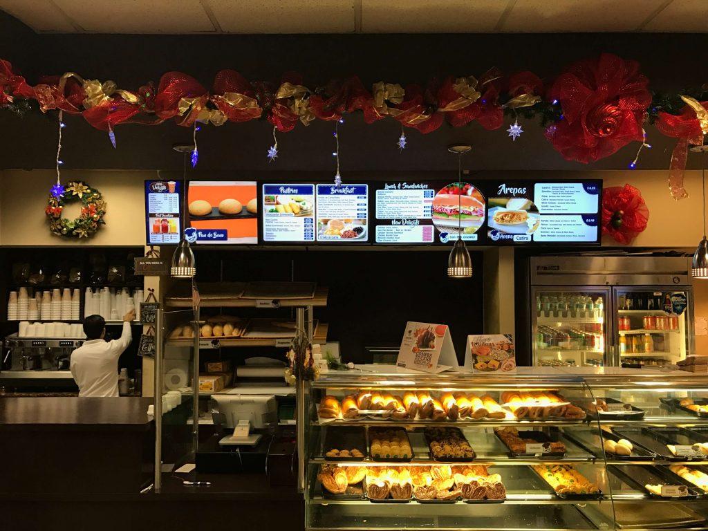 Digital Menus for Don Pan Restaurant