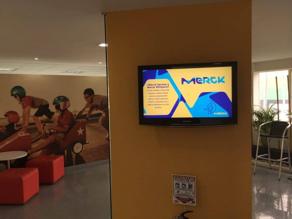 EyeCatch Networks Corporate Visual Communication