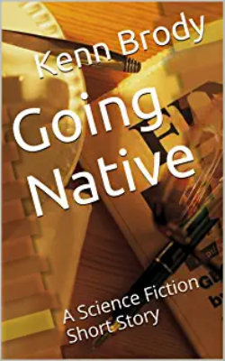 Going Native (cover art)