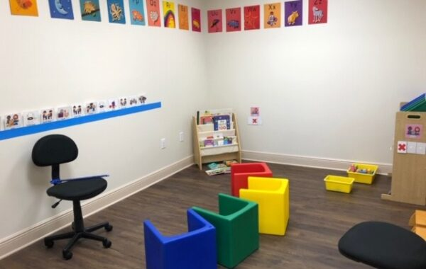 ABA Clinic Therapy Room