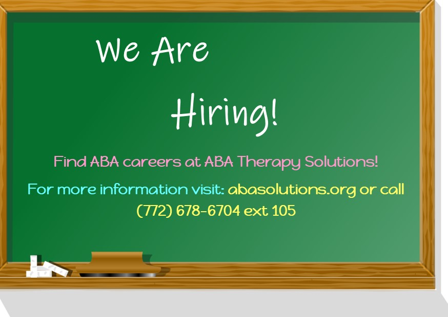 ABA Careers in South Florida!