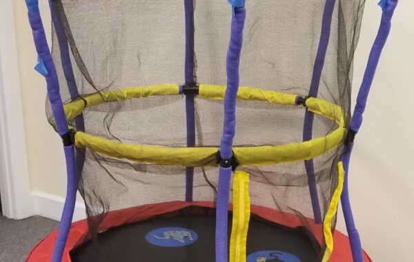Occupational Therapy Services Trampoline