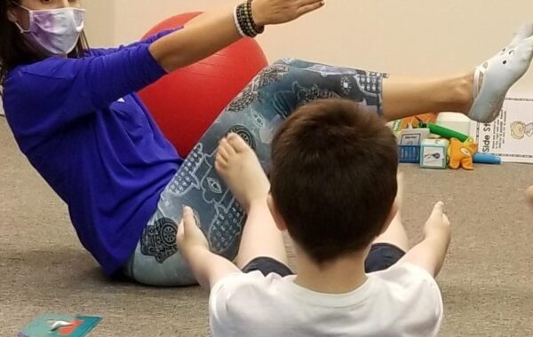 Occupational Therapy Services Kids Yoga