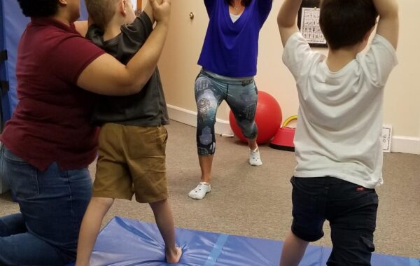 Occupational Therapy Services Yoga