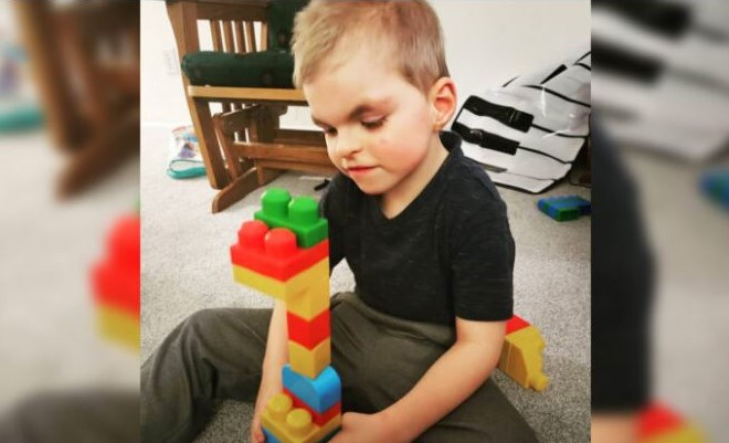 Mom of Autistic Boy Writes 'Thank You' Blog to Little Girl Classmate Who 'Likes Him Just the Way He Is'